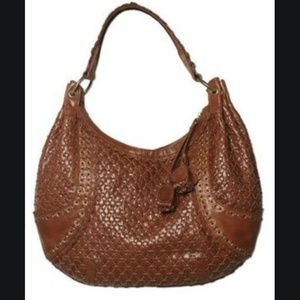 Isabella Fiore Garden of Weavin Angelina Hobo Bag